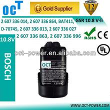 Bosch BAT413 12V 12 Volt Max Lithium-Ion 2 Ah High Capacity bosch Battery pack