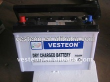 Excellentl Durable Auto 12V Car battery N80 With ISO,CQC,ANSI RAB,UKAS,ect