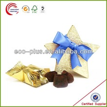 New Design With Good Quality Chocolate box for gifts for small brand chocolate in Shanghai