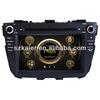car media gps navigation for KIA Sorento with GPS/Bluetooth/Radio/SWC/Virtual 6CD/3G internet/ATV/iPod/DVR