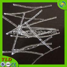 high quality PP concrete fiber 50mm Chemical fiber Polypropylene fibre