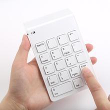 2.4G Wireless Numeric Keypad for laptop tablet pc usb numeric keypad white numeric keypad function keys