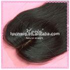 virgin brazilian hair silk base top Closure