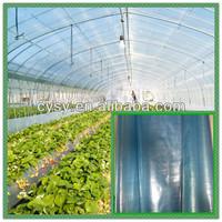 plastic greenhouse film used in winter