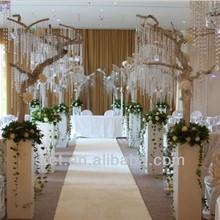 Acrylic Crystal Bead Garland Diamond Strand Crystal Curtain