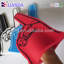 Sport events or fan's gift Cheering foam hands