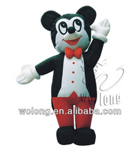 2014 Kids Outdoor inflatable advertising cartoon model