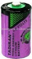 TL 5101/S 3.6V 1/2AA Tadiran Lithium Battery