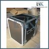 RK soft case luggage/amp/mixer rack flight case/airport brand luggage
