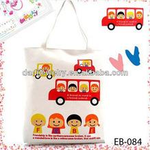 Canvas handbags Japan and Korea popular sell leisure handbag one-shoulder bag