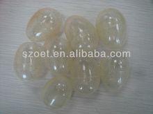 clear plastic easter egg,egg shape gift boxes