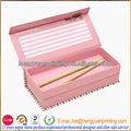 çeşitli mıknatıs kalem kutusu manyetik karton kutu
