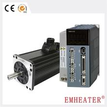 EMHEATER 110 single phase or three phase 220V 380V digital servo drive 1300W