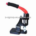 Iron manual grommet press machine