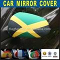 Nacional de jamaica bandera lado espejobandera/ala espejo de la cubierta