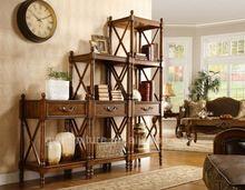imitation wooden living room wardrobe design