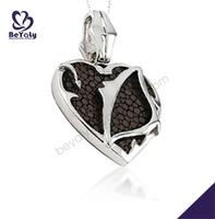gemstone pendant custom silver necklace scarf