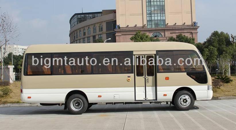Diesel And Petrol 25 Seats China Mini Bus