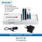 amazing III ecigs starter kits soft tip electronic cigarette