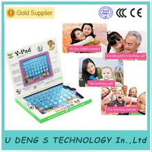 Shenzhen xhaiz giocattoli educativi 1 anni, inglese e spagnolo apprendimento delle lingue giocattoli
