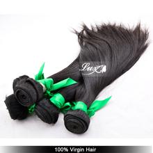 100% High Quality 5A Grade Brazilian Straight Hair & Virgin Human Hiar