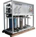 6000 GPD Blanca RO Maquinaria para producir agua potable