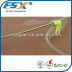 Cheap clear pvc zipper pouches