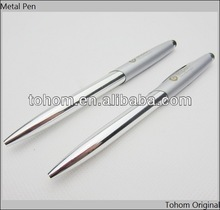 Promotion Colorful Pen Free Sample Maker Pen Metal Ballpoint Pen