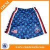 dye sublimated lacrosse shorts, sublimation lacrosse apparel