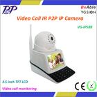 Maginon IP Camera Pan Tilt WIFI Mini Robot Camera