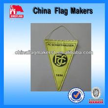 mini soccer team pennant flag
