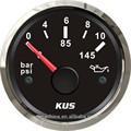 Kk15106 52mm generador 0-5 barra de presión de aceite indicador
