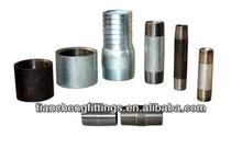 Hot Sale Steel Nipple British Standard/Barrel Pipe Nipples