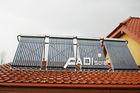 China Fadi Heat Pipe Solar Collector (4pcs x15tube)