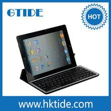 Gtide aluminum keyboard 10.1 tablet with bluetooth keyboard
