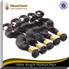 Wholesale virgin human natural color hair bands for womem
