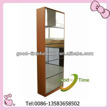 Wooden shoe cabinet design