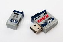 Fashion cheapest cd shape usb flash drive gift