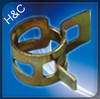 High quality Clamp Schwing Dn100 Concrete Pump Pipe Clamp