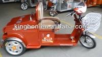 48V 500W three wheel cargo /lpassenger electric tricycle