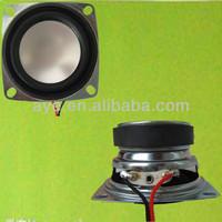 54*544m 4ohm 4w water dancing speaker mobile mini speaker manual