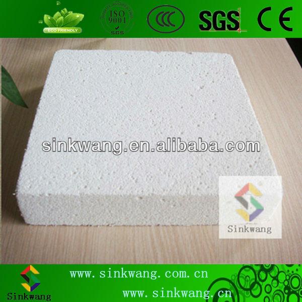 Fire rated foam board