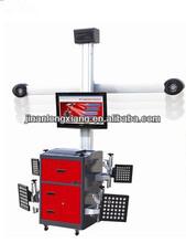 garage equipment angle of the wheels car set tyre alignment machine