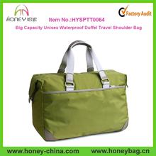 Big Capacity Unisex Waterproof Nylon Duffel Travel Shoulder Bag