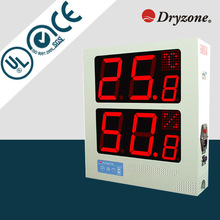 ET-5 Proffessional High Quality Digital Alarm Thermometer Hygrometer