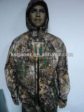 performance waterproof hunting jacket