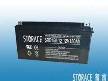 Dry battery for solar