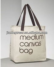 Hot sales canvas garden tool bag for shopping and promotiom,good quality fast delivery