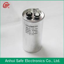 CBB65 30uf 450vac ac motor capacitor