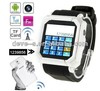 wrist watches metal phone bluetooth